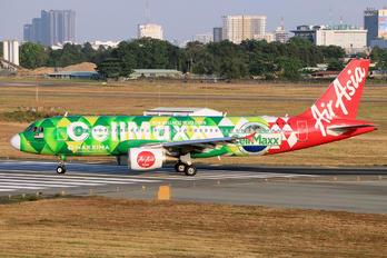 9M-AHG - AirAsia (Malaysia) Airbus A320