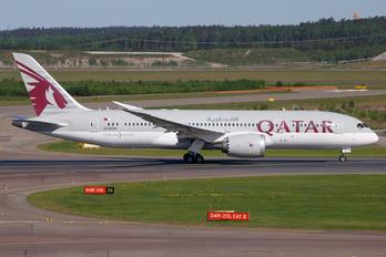 A7-BCW - Qatar Airways Boeing 787-8 Dreamliner
