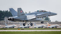 J-5233 - Switzerland - Air Force McDonnell Douglas F/A-18D Hornet aircraft