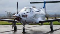 OO-PCM - European Aircraft Private Club Pilatus PC-12 aircraft