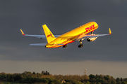 G-DHKN - DHL Cargo Boeing 757-223(SF) aircraft