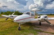 9A-DZG - Fakultet Prometnih Znanosti Piper PA-44 Seminole aircraft