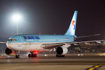 HL7538 - Korean Air Airbus A330-200