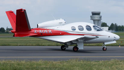 2-AUER - Private Cirrus Vision SF50