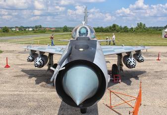 118 - Croatia - Air Force Mikoyan-Gurevich MiG-21bisD