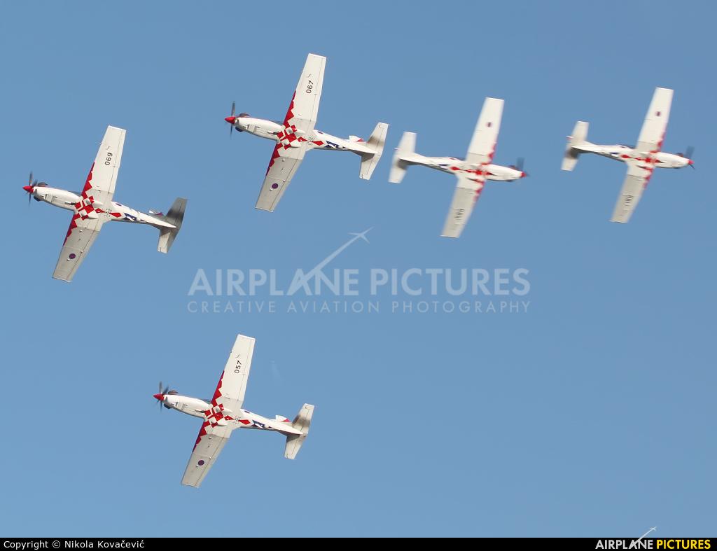 Croatia - Air Force 067 aircraft at Velika Gorica/ZTC