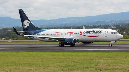 EI-DRC - Aeromexico Boeing 737-800