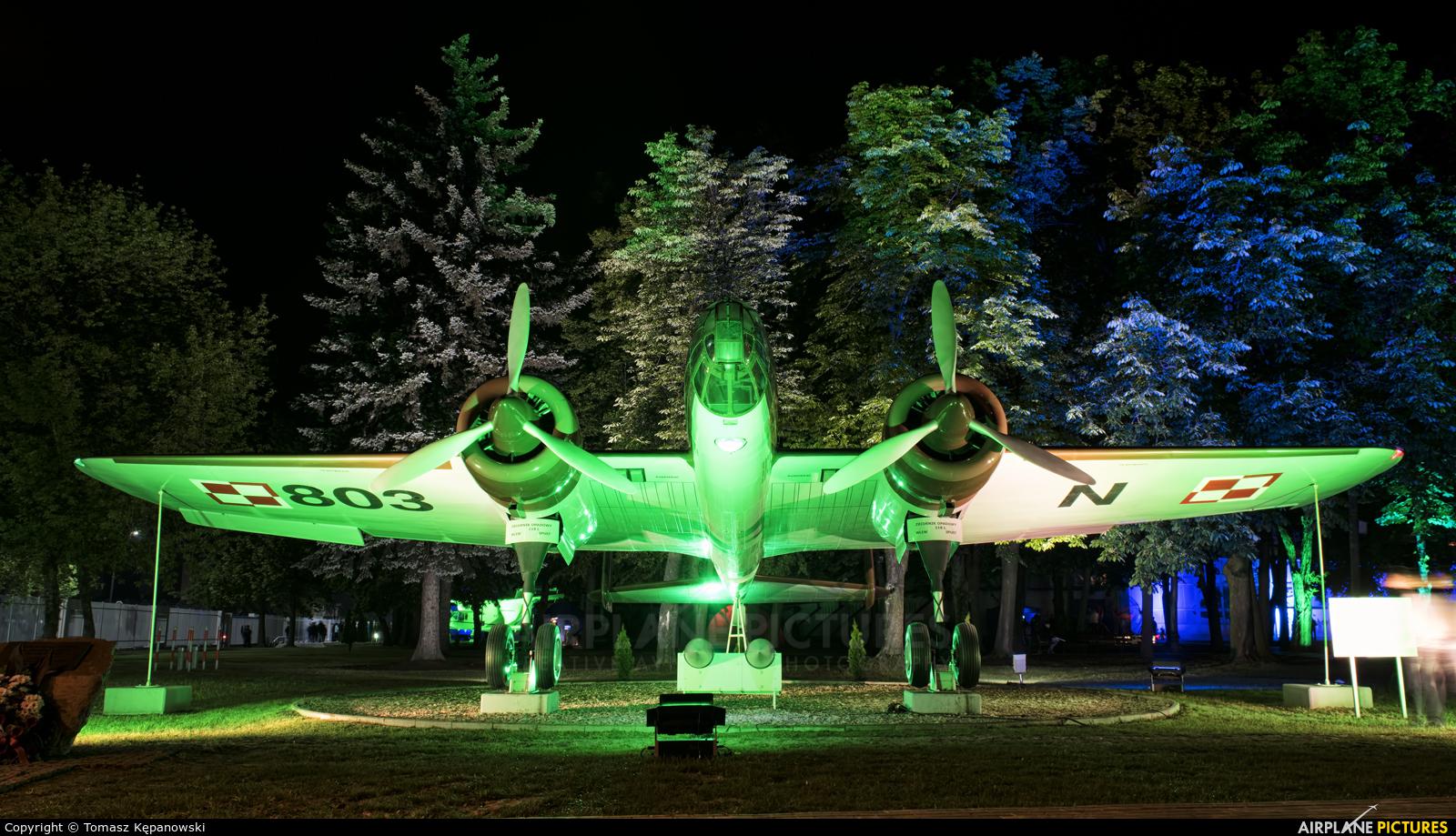 Poland - Air Force 803N aircraft at Off Airport - Poland