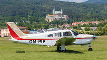 OM-PIP - Private Piper PA-28 Arrow aircraft