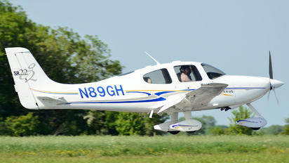 N89GH - Private Cirrus SR22