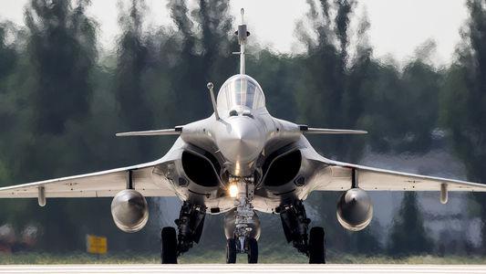 #1 France - Navy Dassault Rafale M 42 taken by Łukasz Lipka