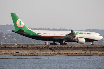 B-16310 - Eva Air Airbus A330-200