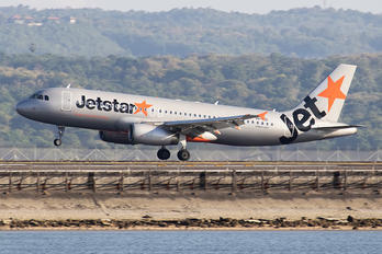 VH-JQL - Jetstar Airways Airbus A320