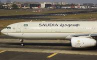 HZ-AQ21 - Saudi Arabian Airlines Airbus A330-300 aircraft