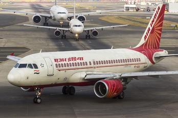 VT-SCU - Air India Airbus A319