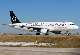 C-FDRK - Air Canada Airbus A320