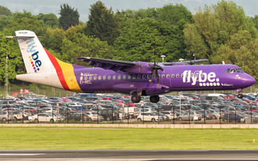EI-REL - Flybe ATR 72 (all models)