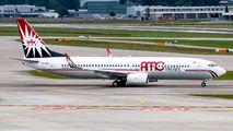 SU-BSA - AMC Airlines Boeing 737-800 aircraft