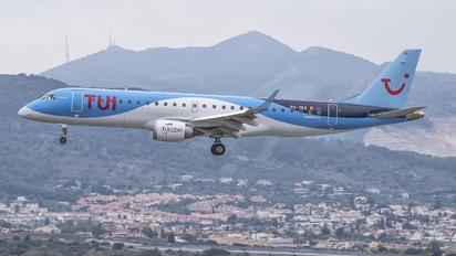 OO-TEA - TUI Airlines Belgium Embraer ERJ-195 (190-200)