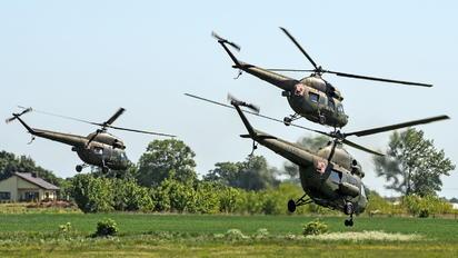 7339 - Poland - Army Mil Mi-2