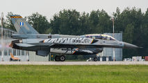 023 - Greece - Hellenic Air Force Lockheed Martin F-16D Fighting Falcon aircraft