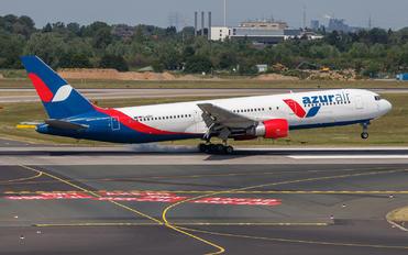 D-AZUC - AzurAir Boeing 767-300ER