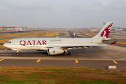 A7-AFI - Qatar Airways Cargo Airbus A330-200F aircraft