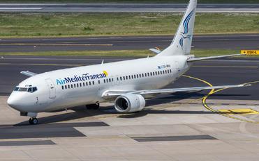 SX-MAH - Air Mediterranean Boeing 737-400