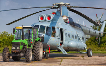 274 - Croatia - Air Force Mil Mi-8T