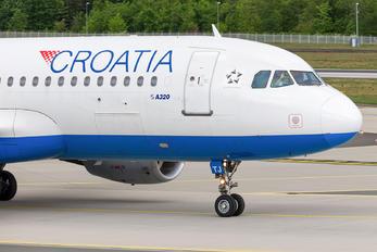 9A-CTJ - Croatia Airlines Airbus A320