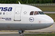 D-AIRB - Lufthansa Airbus A321 aircraft