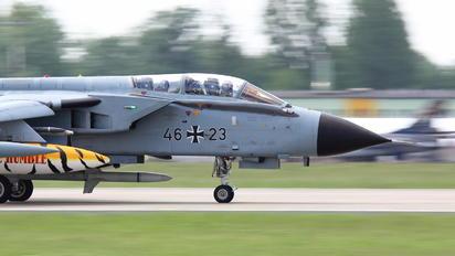 46+23 - Germany - Air Force Panavia Tornado - ECR