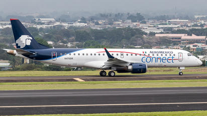 N470SR - Aeromexico Connect Embraer ERJ-190-100 Lineage 1000