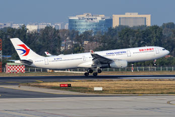 B-8972 - China Eastern Airlines Airbus A330-300