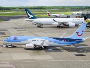D-ATUR - TUIfly Boeing 737-800