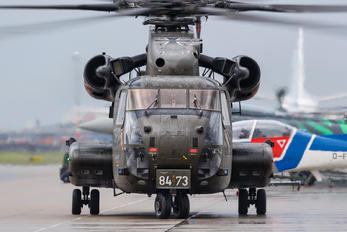 84+73 - Germany - Air Force Sikorsky CH-53GA
