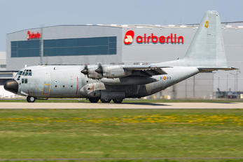 T10-03 - Spain - Air Force Lockheed C-130H Hercules