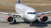 LN-RGN - SAS - Scandinavian Airlines Airbus A320 NEO aircraft