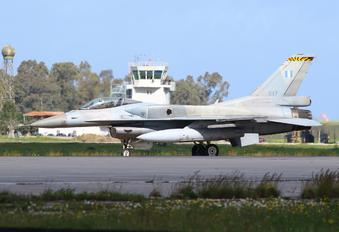 017 - Greece - Hellenic Air Force Lockheed Martin F-16C Block 52M