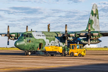 2474 - Brazil - Air Force Lockheed C-130M Hercules