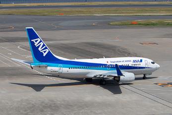 JA03AN - ANA - All Nippon Airways Boeing 737-700