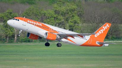 OE-IJD - easyJet Europe Airbus A320