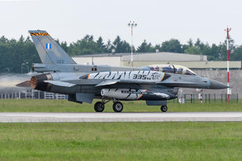 023 - Greece - Hellenic Air Force Lockheed Martin F-16D Fighting Falcon