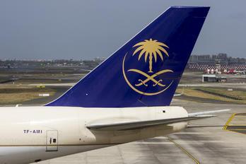 TF-AMI - Saudi Arabian Cargo Boeing 747-400BCF, SF, BDSF
