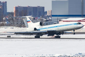 RA-85019 - Russia - Federal Border Guard Service Tupolev Tu-154M