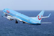 OO-JBG - TUI Airlines Belgium Boeing 737-800 aircraft