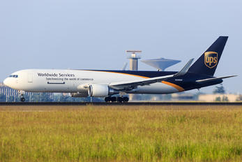 N349UP - UPS - United Parcel Service Boeing 767-300F