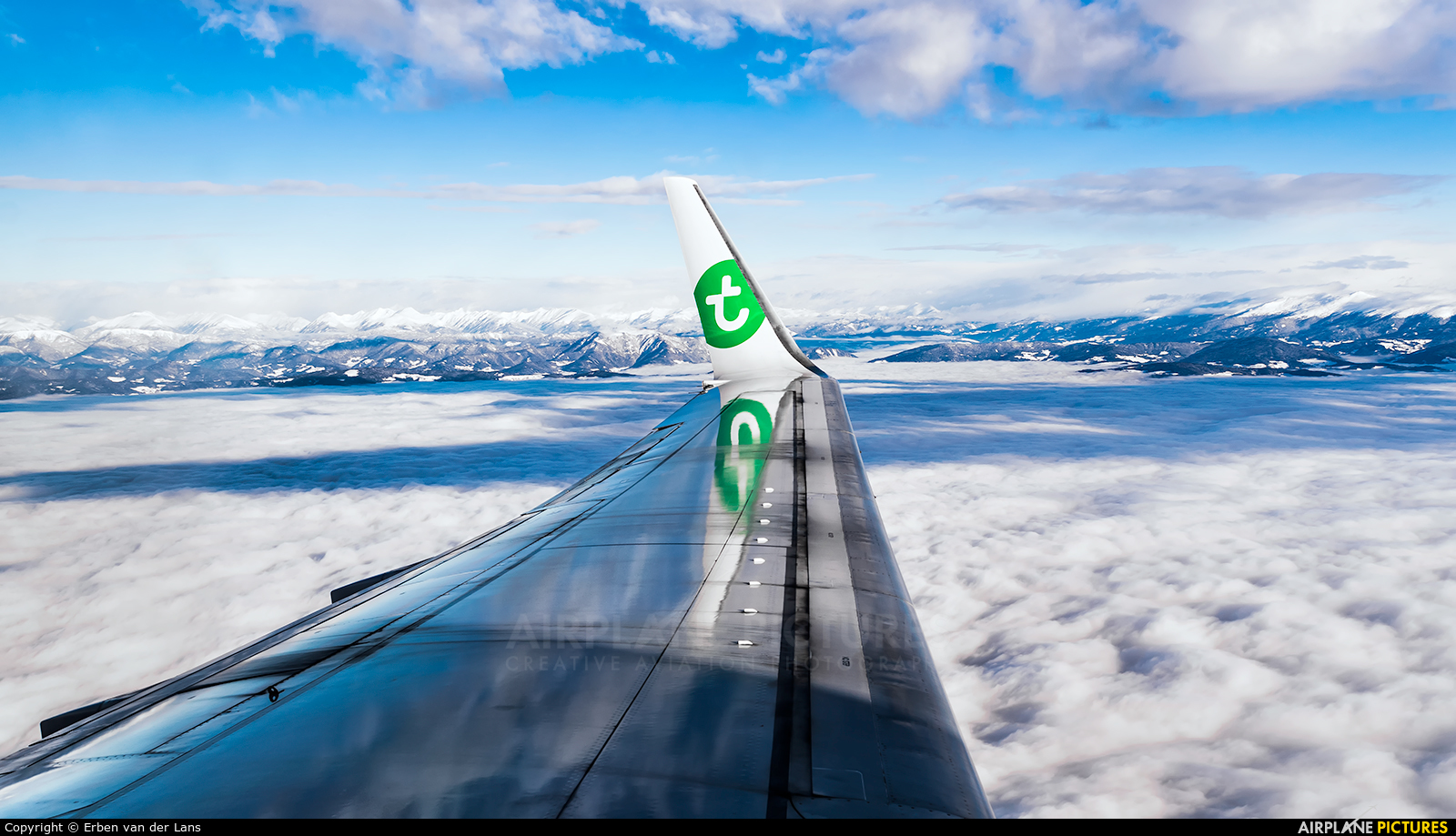 Transavia PH-XRC aircraft at In Flight - Austria