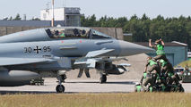 - - Germany - Air Force - Airport Overview - Military Personnel aircraft