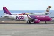 HA-LYE - Wizz Air Airbus A320 aircraft